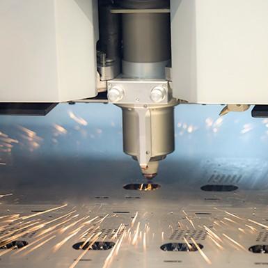 Corte Laser de alta precisão CNC